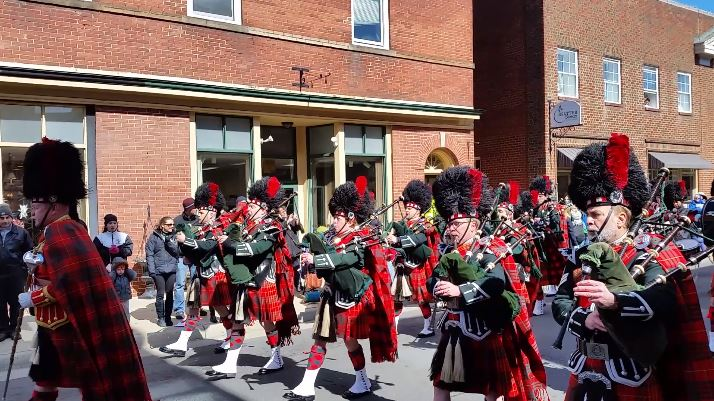 Greater Manassas St. Patrick's Day Parade on March 10