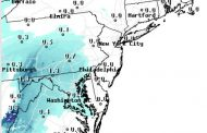 National Weather Service calls for wintry mix this weekend