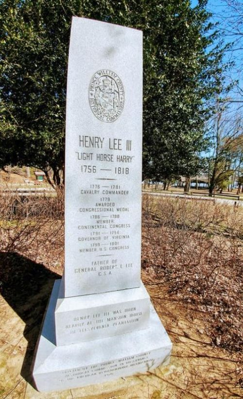 American Revolutionary War Officer Henry Lee III to be remembered