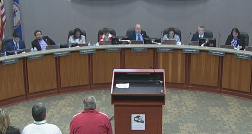 County School Board approves fiscal 2019 budget