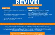 REVIVE! trainings seek to teach participants how to save lives