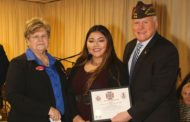Veterans of Foreign Wars awards teachers, students