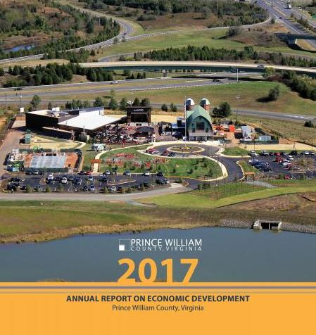 Prince William County releases 2017 Annual Report