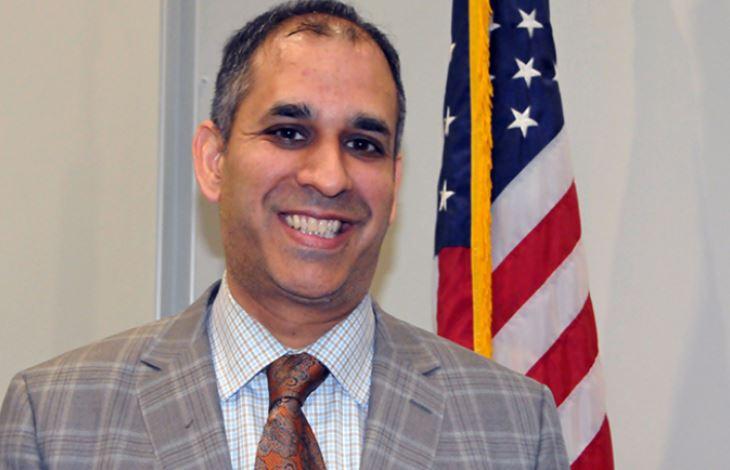 County School Board appoints Lateef as interim chairman