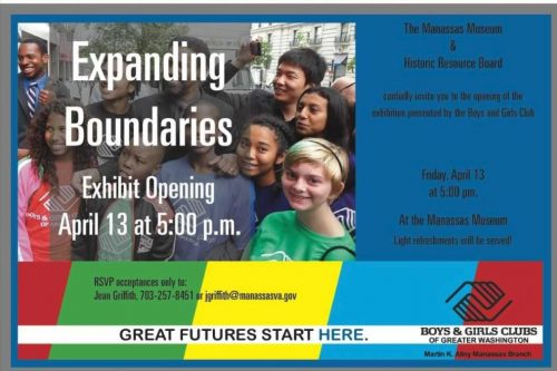 Boys and Girls Club exhibit to open at Manassas Museum
