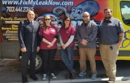 DB's Plumbing and Drain exceeds canned food drive collection goal