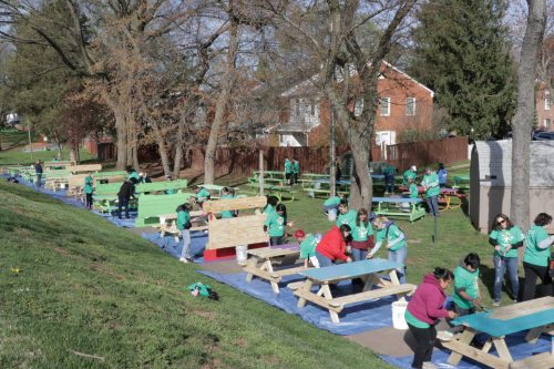 Comcast Cares Day volunteers needed