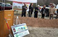 Officials break ground at new Nokesville fire station