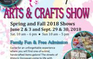Occoquan Arts and Crafts Show scheduled for June 2, 3