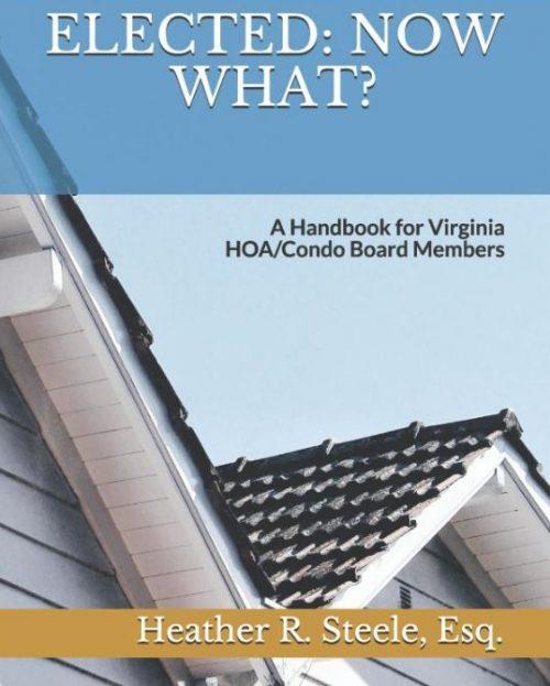 New handbook to guide HOA and COA board members