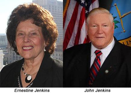LPW to honor Supervisor John Jenkins, Ernestine Jenkins