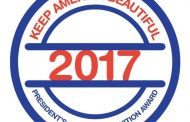 Keep Manassas Beautiful receives award from Keep America Beautiful