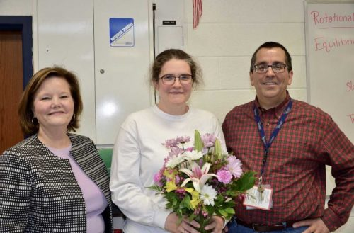 Heaver named Washington Post 'Teacher of the Year'