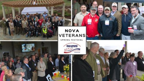 NOVA Veterans Association holds Spring Fun Fundraiser