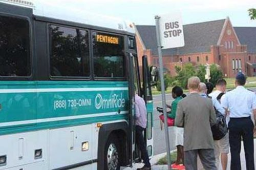 OmniRide to offer discount for I-66 express bus passengers
