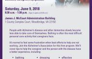Prince William Area Dementia Caregivers Symposium set for June 9