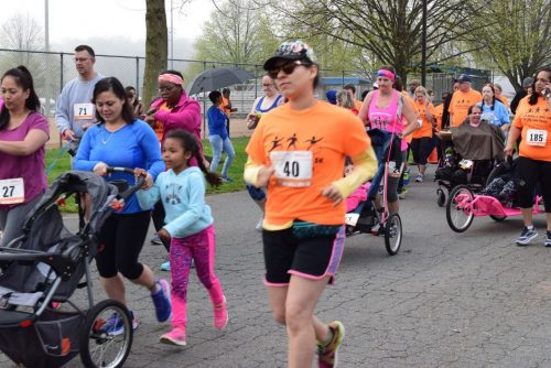 Arc of Greater Prince William holds first annual Run, Walk & Roll