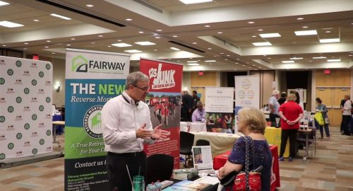 Prince William Chamber of Commerce hosts Transitions expo