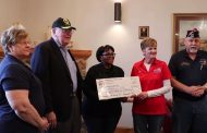 VFW Post 1503 donates $1K to Helping Neighbors in Need