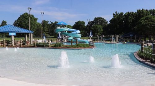 Waterworks Waterpark updated children's play area opening Saturday