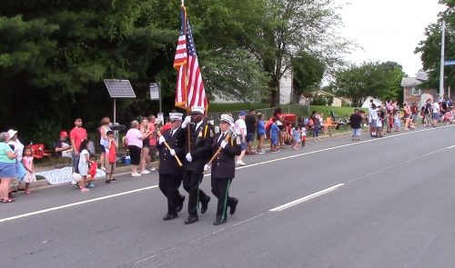 Annual Fourth of July Parade to be held in Dale City
