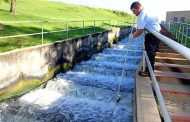 Wastewater treatment plant earns regulatory compliance award