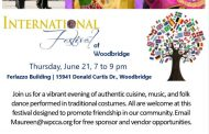 Civic association to host International Festival of Woodbridge, June 21