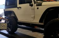 Tires, parts used in lift kit can impact Jeep alignments