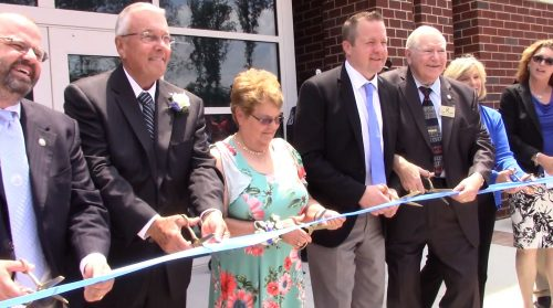 Central District Police Station opens to community members
