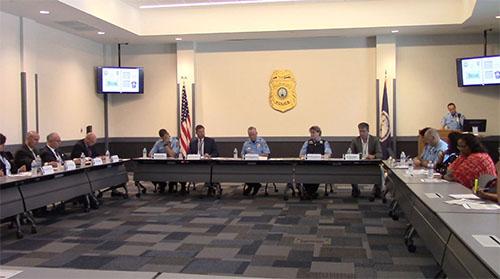 Police department presents 2017 Crime Report in Woodbridge
