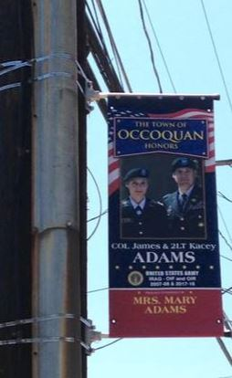 Community members honor veterans, service members in Occoquan