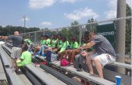 Dumfries Police Department brings boys and girls club members to baseball game