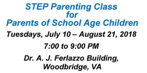 Parenting classes to be offered in Prince William County