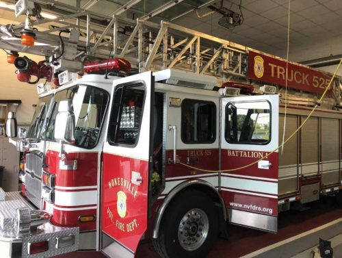New ladder trucks help support fire and rescue personnel