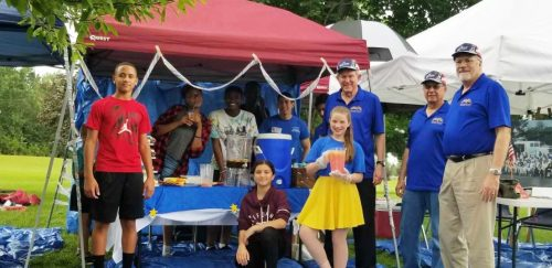 Area youth raise funds for Prince William County non-profits