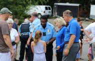 Police departments celebrate National Night Out in local communities