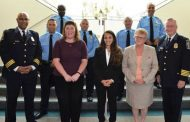 Prince William County Police Department holds promotion ceremony