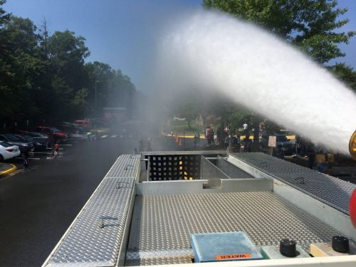Dale City Volunteer Fire Department connects with community at education events