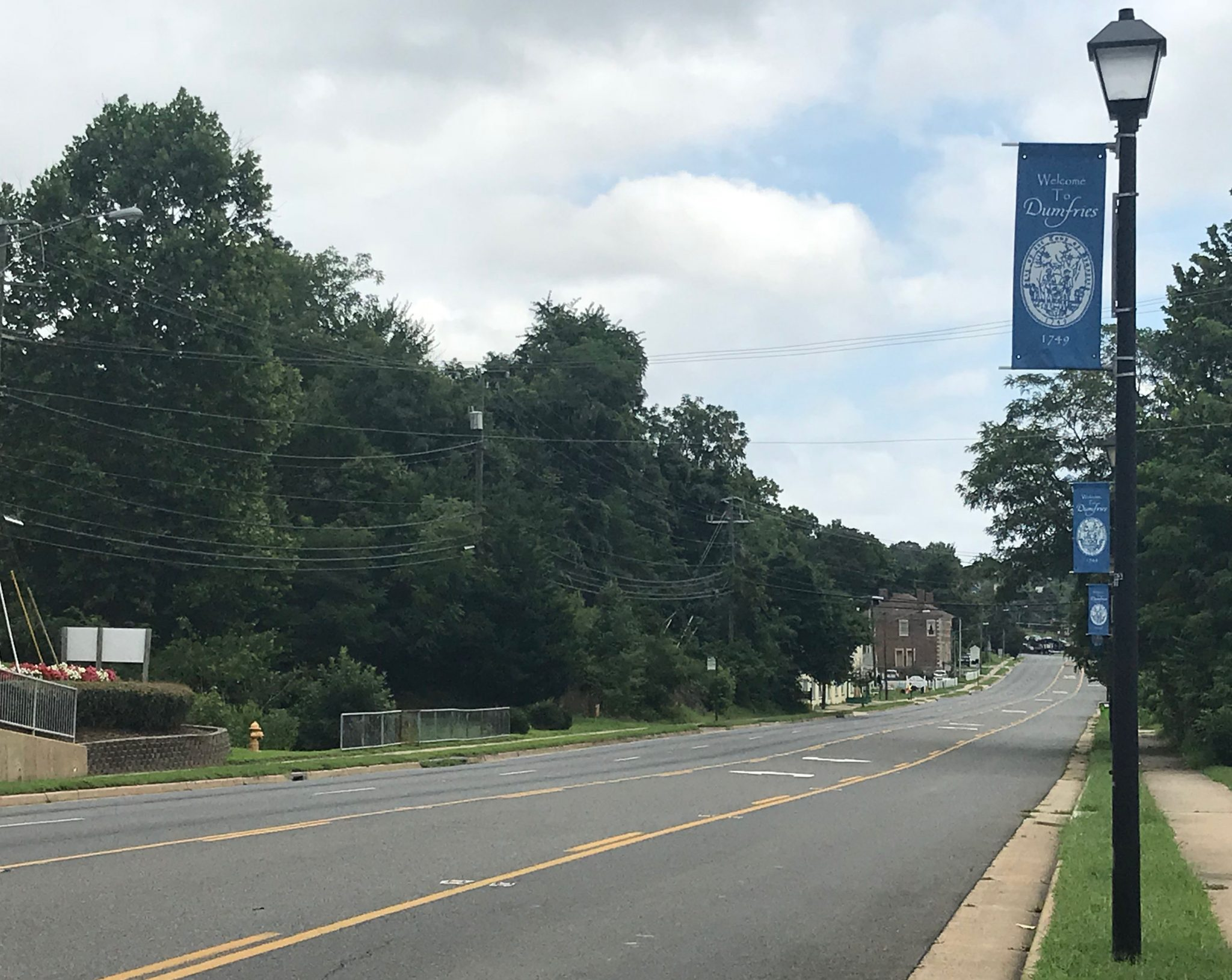 Op-ed: Potomac Shores proposed parkway vs. Town of Dumfries