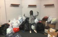 Clothing drive to benefit local youth programs