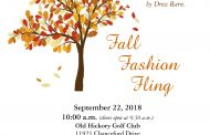 Fall fashion show being held in Woodbridge, Sept. 22