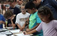 Robotics activities capture attention of local children