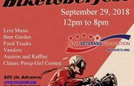 Biketoberfest seeks to aid local veterans, Sept. 29