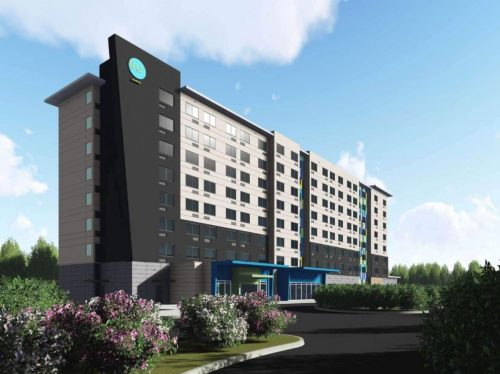 Work begins on new Manassas hotel