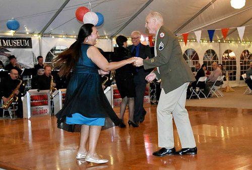 Hangar Dance to keep participants on their feet, Oct. 20