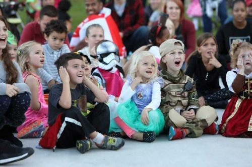 Prince William police provide Halloween safety tips