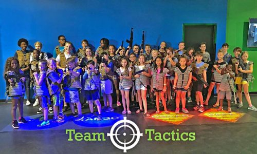 Team Tactics offers unique twists to laser tag in Woodbridge