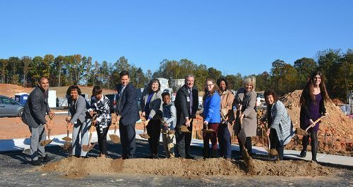 Construction on new elementary school begins