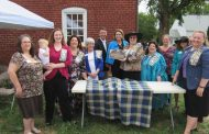 Daughters of the American Revolution chapter preserving history