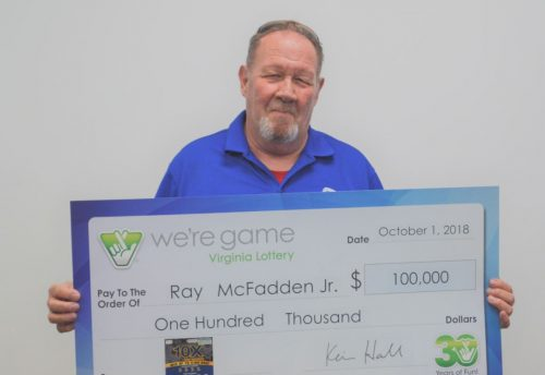 County resident buys winning lottery ticket in Dumfries